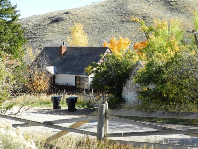 383 FISH HAVEN CANYON  RD, Fish Haven, ID 83287