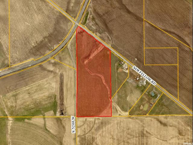 Land for Sale at 6062 SAM FELLOW Road Newton, Utah 84327 United States