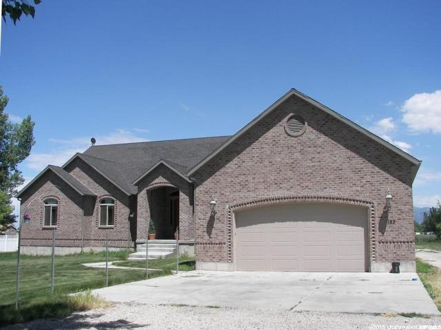 Single Family for Sale at 183 S QUIRK Street Grantsville, Utah 84029 United States