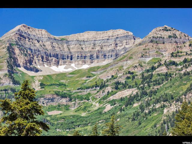 Terrain pour l Vente à 8689 N NAVAJO Road Sundance, Utah 84604 États-Unis