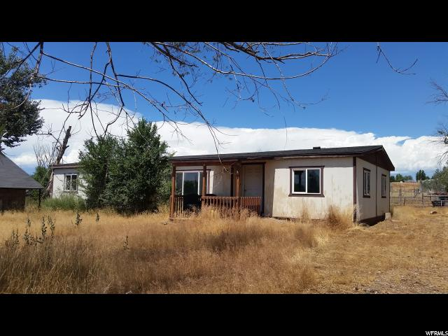 Single Family for Sale at 9561 E HWY 40 Gusher, Utah 84026 United States
