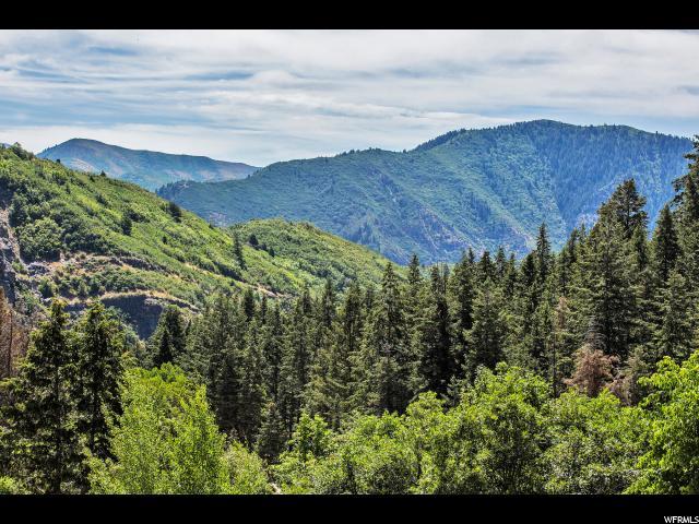 Terrain pour l Vente à 8685 N NAVAJO Road Sundance, Utah 84604 États-Unis