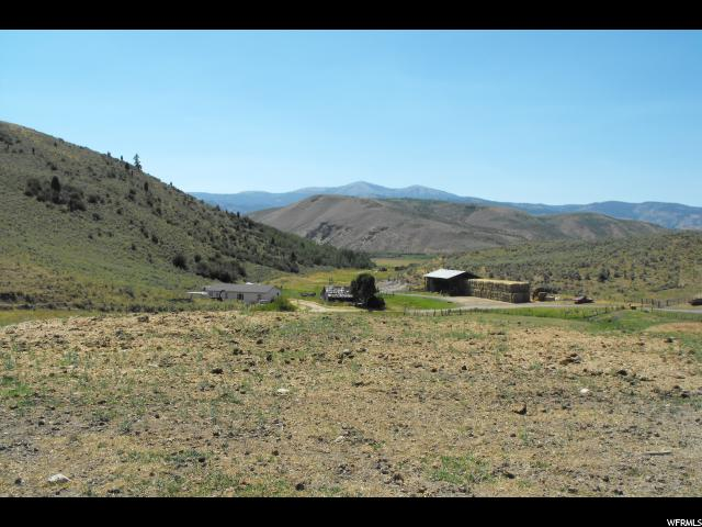 Single Family for Sale at 34685 US HWY 30 Georgetown, Idaho 83239 United States
