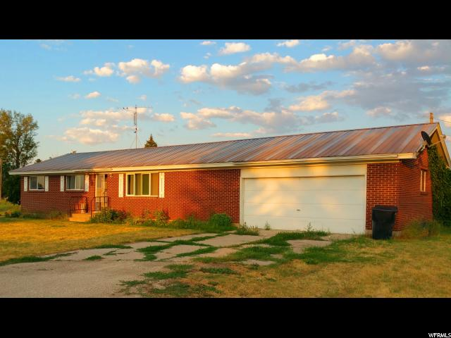 Single Family for Sale at 5 S 2ND E Paris, Idaho 83261 United States