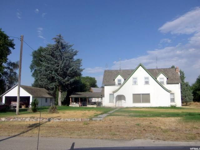 单亲家庭 为 销售 在 187 S 100 E Weston, 爱达荷州 83286 美国