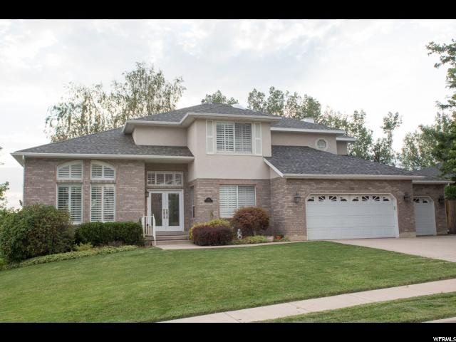 Single Family for Sale at 758 S EAGLE WAY Fruit Heights, Utah 84037 United States