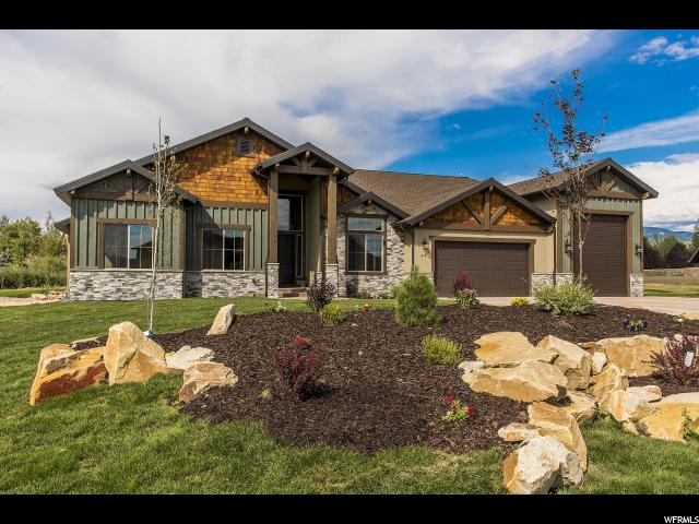 Single Family for Sale at 818 W SUMMIT HAVEN Circle 818 W SUMMIT HAVEN Circle Unit: 10 Francis, Utah 84036 United States