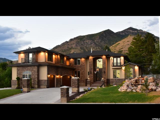 Home for sale at 3595 E Jupiter Rd, Holladay, UT  84124. Listed at 1250000 with 8 bedrooms, 7 bathrooms and 8,333 total square feet