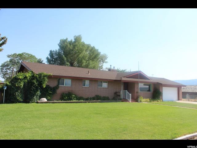 Один семья для того Продажа на 301 E SR 72 Loa, Юта 84747 Соединенные Штаты