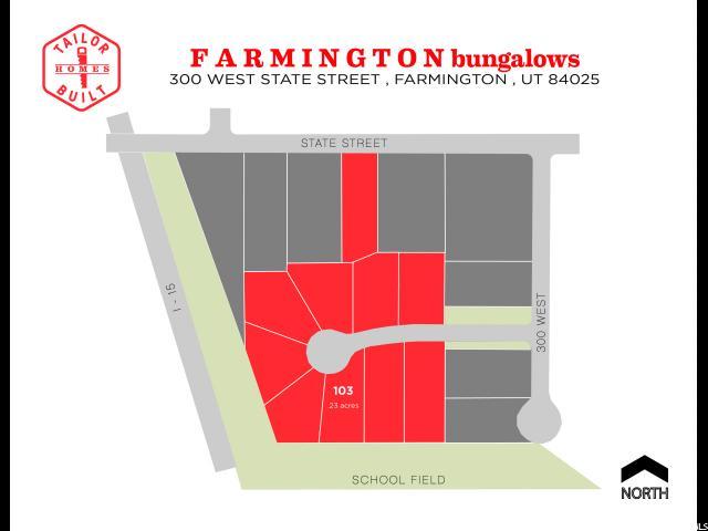 361 W 50 Farmington, UT 84025 - MLS #: 1399503