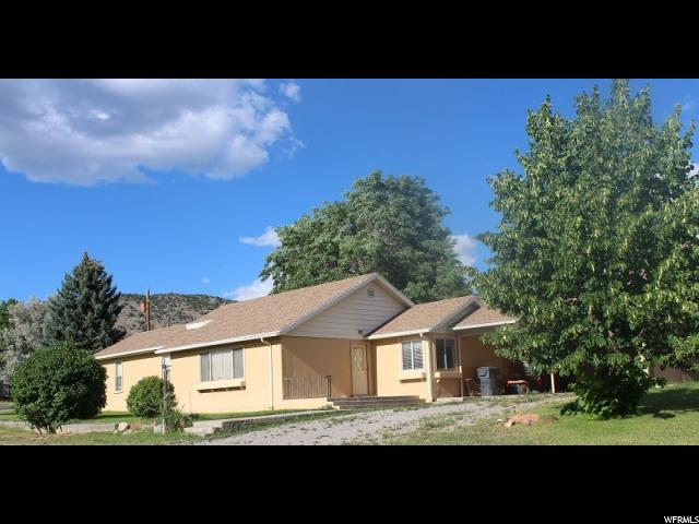 Single Family for Sale at 84 N 200 W Bicknell, Utah 84715 United States