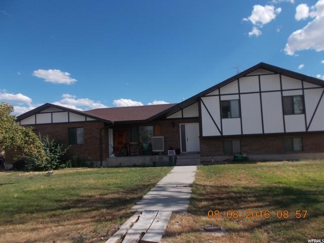 单亲家庭 为 销售 在 75 W 640 S Gunnison, 犹他州 84634 美国