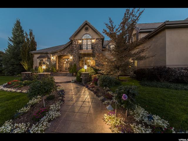 Single Family for Sale at 11447 S POLO CLUB Court South Jordan, Utah 84095 United States
