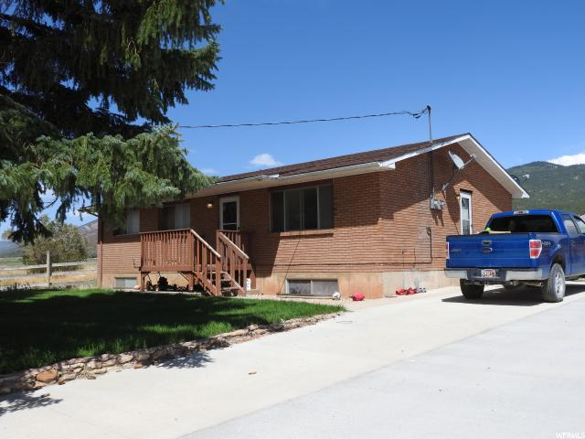 Single Family for Sale at 25400 N 11000 E Fairview, Utah 84629 United States