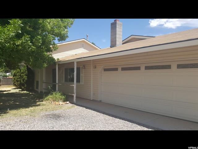 Один семья для того Продажа на 1250 N STATE Street Sigurd, Юта 84657 Соединенные Штаты
