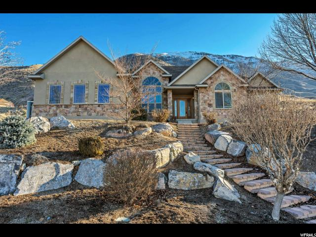 Single Family for Sale at 9322 N CANYON HEIGHTS Drive Cedar Hills, Utah 84062 United States