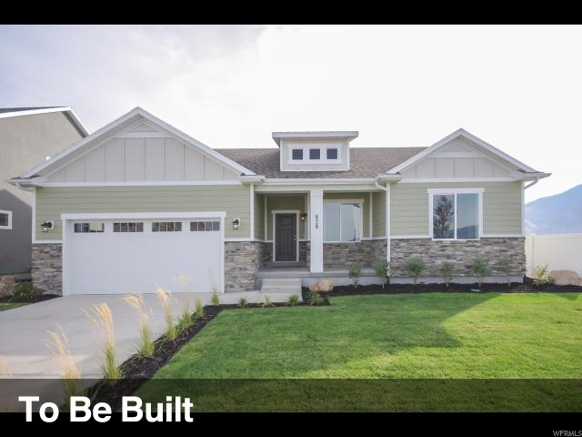 826 N PLAINSMAN DR Spanish Fork, UT 84660 - MLS #: 1400133