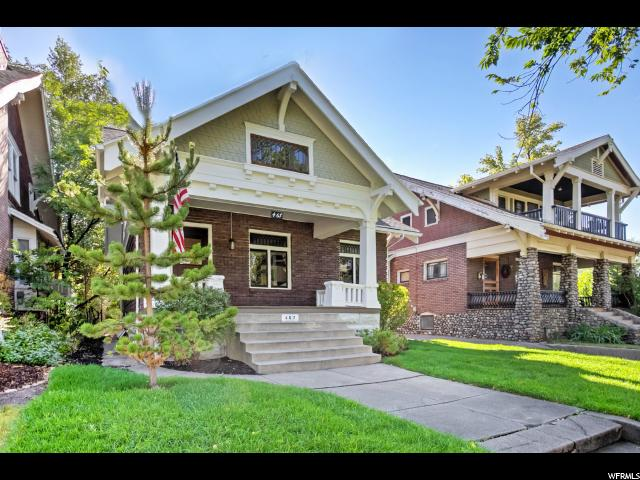 Additional photo for property listing at 467 S 1200 E  Salt Lake City, Utah 84102 United States