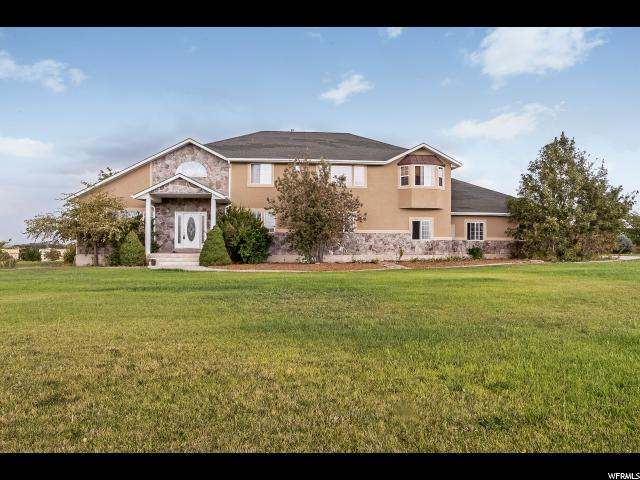 Single Family for Sale at 32 W CIMMARRON WAY Erda, Utah 84074 United States