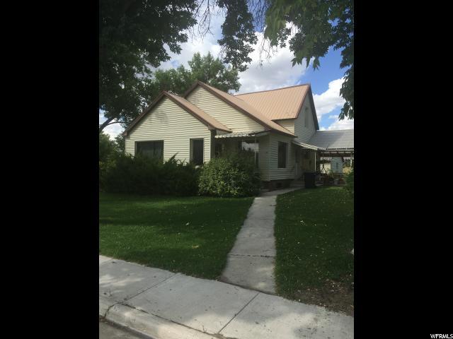 Single Family for Sale at 132 W 100 SOUTH S Ephraim, Utah 84627 United States
