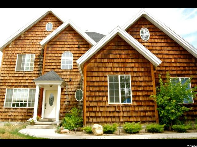 Single Family for Sale at 454 PARIS CANYON Road Paris, Idaho 83261 United States