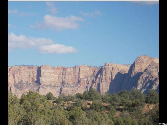 Terrain pour l Vente à 1396 E CEDAR Drive Apple Valley, Utah 84737 États-Unis