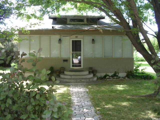 Один семья для того Продажа на 187 S PINE Rockland, Айдахо 83271 Соединенные Штаты