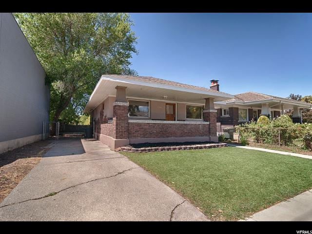 Home for sale at 1504 S 1100 East, Salt Lake City, UT  84105. Listed at 279500 with 3 bedrooms, 1 bathrooms and 1,782 total square feet