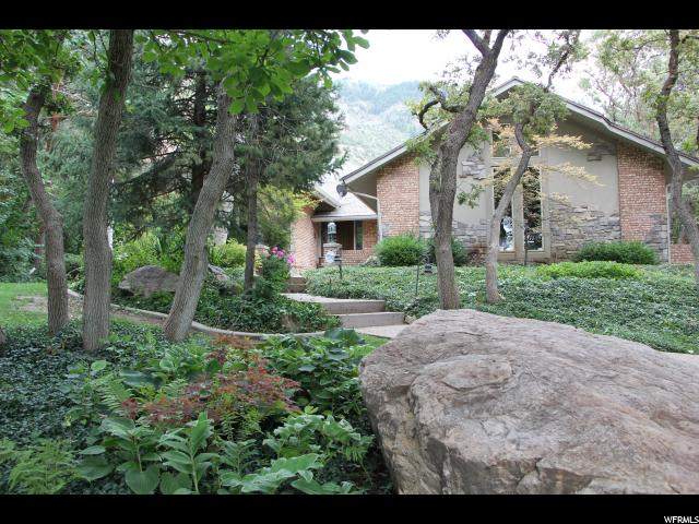Single Family for Sale at 1638 N MOUNTAIN ROAD North Ogden, Utah 84404 United States