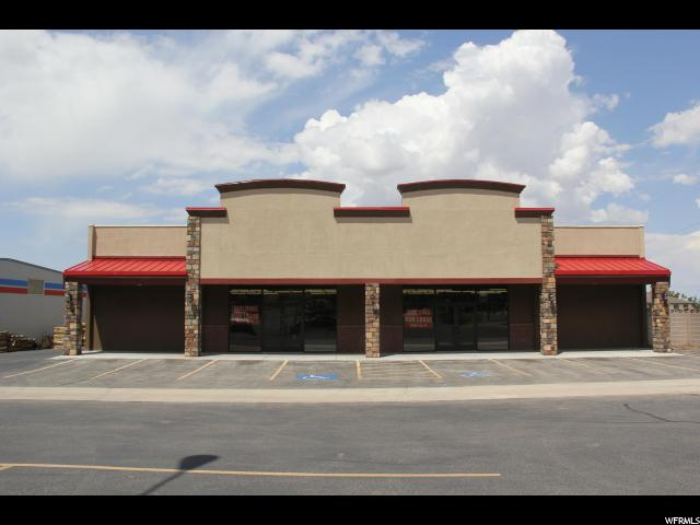 Commercial for Rent at 684 S MAIN Street Cedar City, Utah 84720 United States