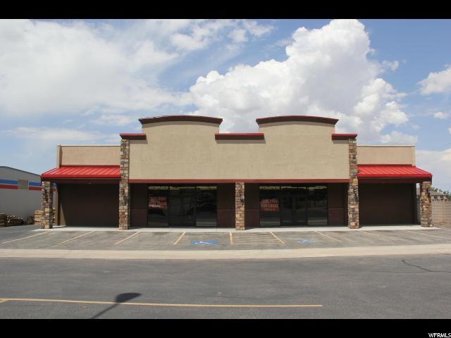 Commercial pour l à louer à 684 S MAIN Street Cedar City, Utah 84720 États-Unis