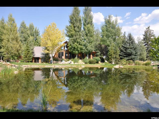 Single Family for Sale at 1180 S STRINGTOWN Road Midway, Utah 84049 United States
