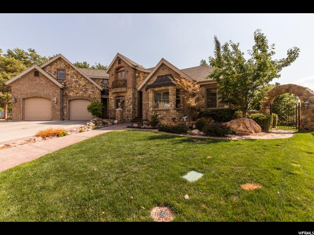 Single Family for Sale at 1355 N 390 E Pleasant Grove, Utah 84062 United States