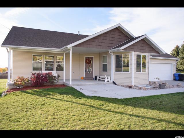 单亲家庭 为 销售 在 112 S 200 E Richmond, 犹他州 84333 美国