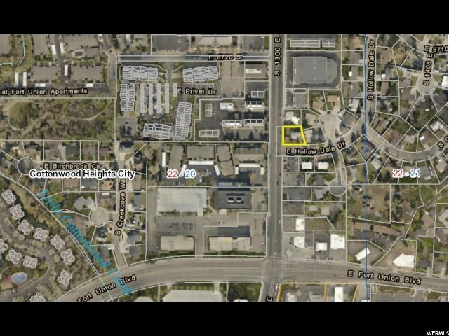 1313 E 6780 Cottonwood Heights, UT 84121 - MLS #: 1402387
