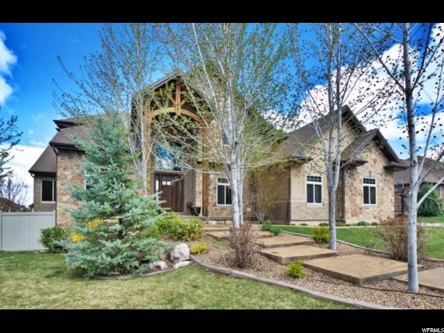 单亲家庭 为 销售 在 2580 E 8200 S South Weber, 犹他州 84405 美国
