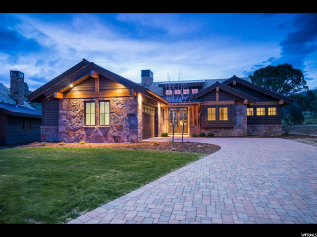 145 N CLUB CABINS CT #9 Unit 9 Heber City, UT 84032 - MLS #: 1402547