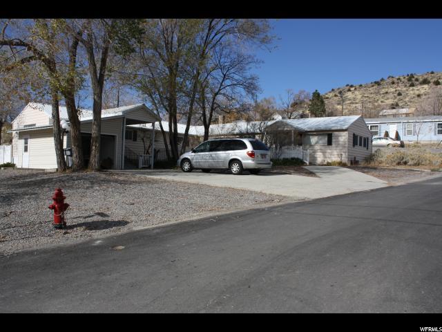 单亲家庭 为 销售 在 61 JOBS Eureka, 犹他州 84628 美国