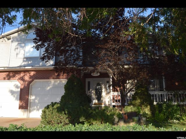 单亲家庭 为 销售 在 694 N 660 W West Bountiful, 犹他州 84087 美国