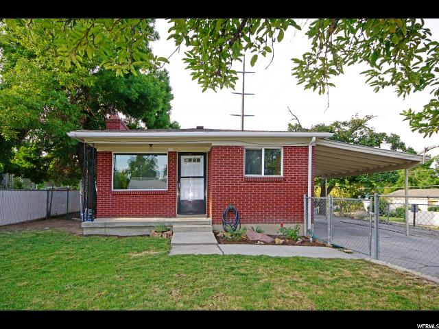 Home for sale at 1110 E Crandall Ave, Salt Lake City, UT 84106. Listed at 269000 with 3 bedrooms, 2 bathrooms and 1,292 total square feet
