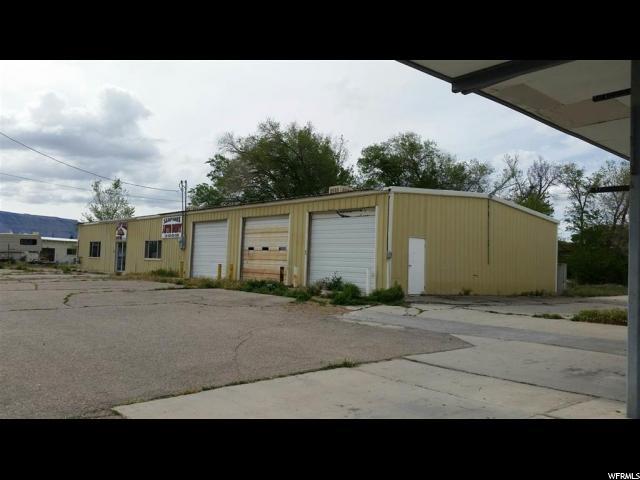 Commercial for Sale at 01-004B-0004, 535 E E MAIN Street Castle Dale, Utah 84513 United States