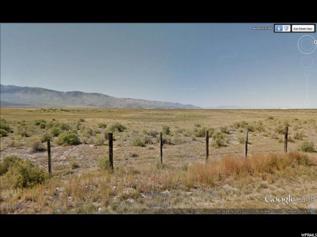 Terrain pour l Vente à 8000 N BURMESTER Road Grantsville, Utah 84029 États-Unis