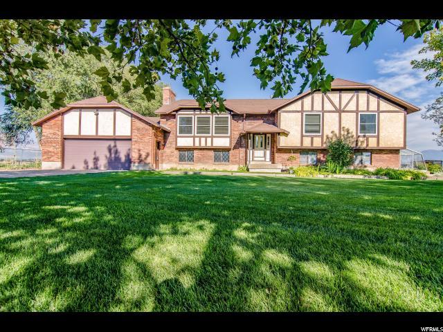 单亲家庭 为 销售 在 1744 S 3950 W West Weber, 犹他州 84401 美国