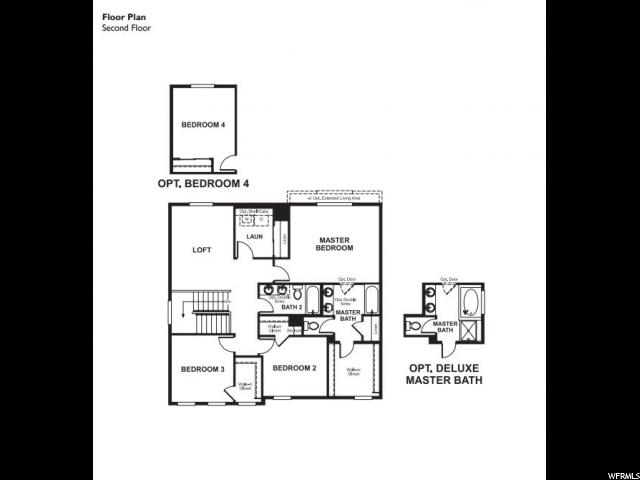 37 N CHALK MAPLE LN Unit 4041 Vineyard, UT 84058 - MLS #: 1403498