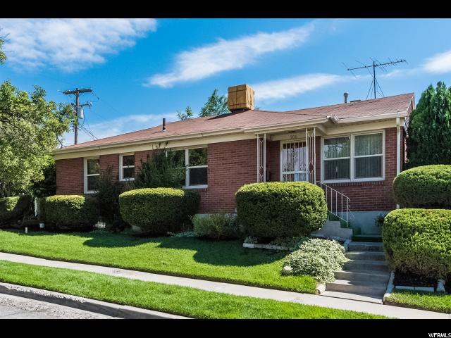 Home for sale at 906 E Mark Ave, Salt Lake City, UT 84106. Listed at 305000 with 4 bedrooms, 2 bathrooms and 2,238 total square feet