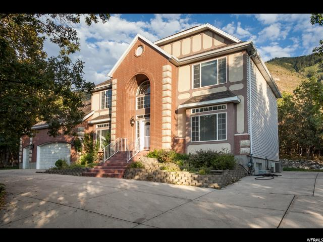 Single Family for Sale at 950 S HOMESTEAD Woodland Hills, Utah 84653 United States