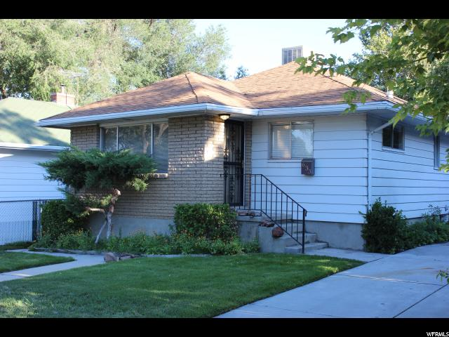 Home for sale at 633 E 2700 South, Salt Lake City, UT  84106. Listed at 244900 with 3 bedrooms, 2 bathrooms and 1,572 total square feet