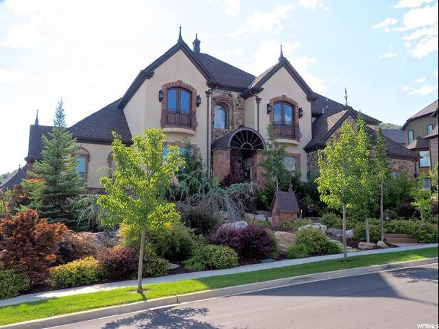单亲家庭 为 销售 在 14161 S CANYON VINE CV 德雷帕, 犹他州 84020 美国
