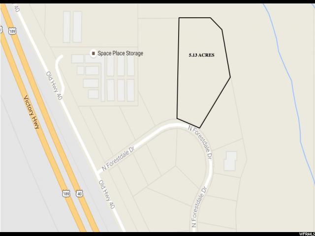 Terreno por un Venta en 4554 N FORESTDALE Drive Snyderville, Utah 84098 Estados Unidos