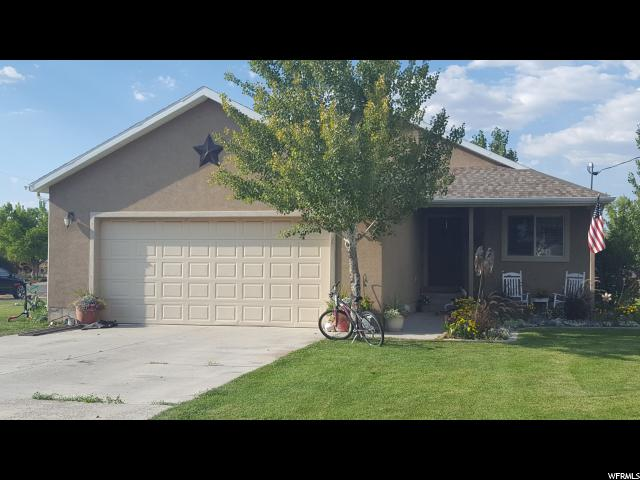Single Family for Sale at 180 W 200 S Centerfield, Utah 84622 United States